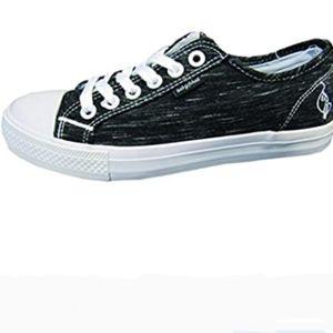 "💕Baby Phat ""Stan Heathered"" low top Sneakers"